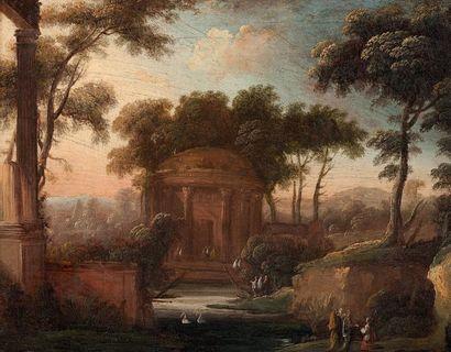 PIERRE-ANTOINE PATEL (PARIS 1648-1707)