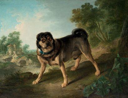 Christophe HUET (Pontoise 1700 - Paris 1759)