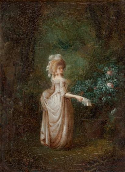 Attribué à Jean Frédéric SCHALL (1752-1825)
