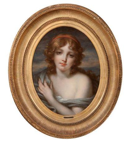 ATTRIBUÉ À JEANNE PHILIBERTE LEDOUX (PARIS 1767 - BELLEVILLE 1840)