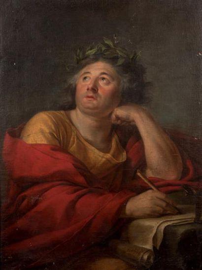 ÉCOLE FRANÇAISE VERS 1780, ENTOURAGE DE JACQUES LOUIS DAVID