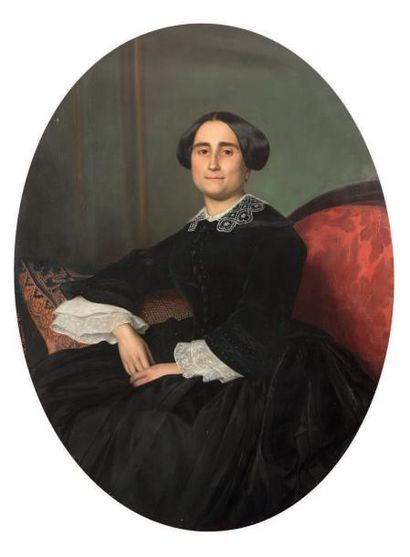 FÉLIX AUGUSTE CLEMENT (BERNIN 1826 - ALGER 1888)