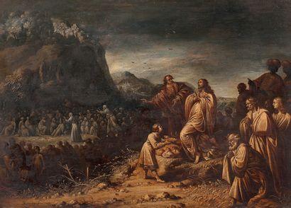ROMBOUT VAN TROYEN (AMSTERDAM VERS 1605-1655)