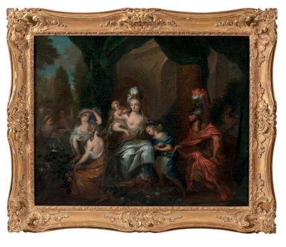 ÉCOLE ALLEMANDE DU XVIIIE SIÈCLE, ENTOURAGE DE FRANZ CHRISTOPH JANNECK