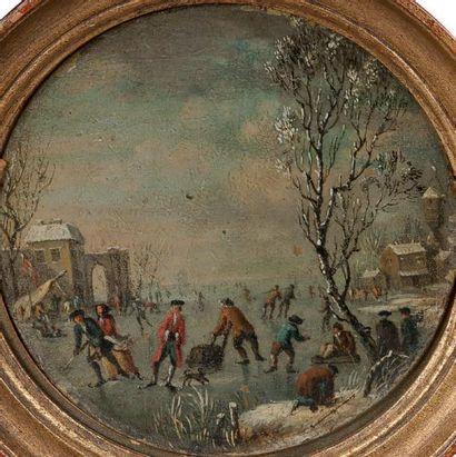 HENRI-JOSEPH VAN BLARENBERGHE (LILLE 1741-1826)