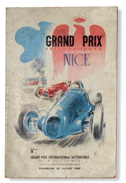 GRAND PRIX DE NICE Programme officiel de...