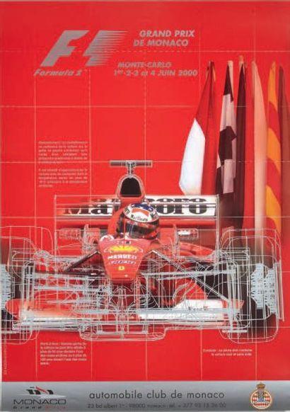 GRAND PRIX F1 Affiches originales du Grand...