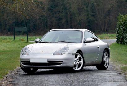 2001 - PORSCHE 911 TYPE 996 CARRERA 3.4
