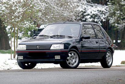 1991 - PEUGEOT 205 GTI 1.9 130 CH