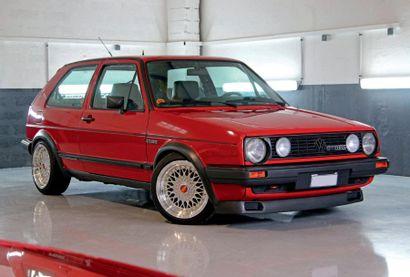 1987 - VOLKSWAGEN GOLF GTI 16S