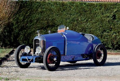 1929 - AMILCAR CGSS BIPLACE
