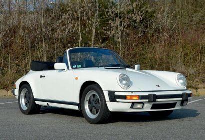 1989 - PORSCHE 911 CARRERA 3.2 CABRIOLET