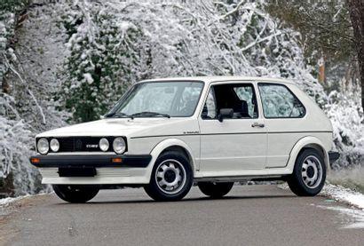 1982 - VOLKSWAGEN GOLF GTI OETTINGER