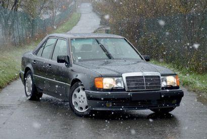 1991 - MERCEDES-BENZ 500 E