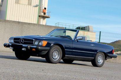 1983 - MERCEDES-BENZ 380 SL