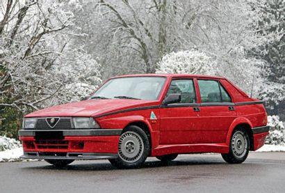 1988 - ALFA ROMEO 75 TURBO