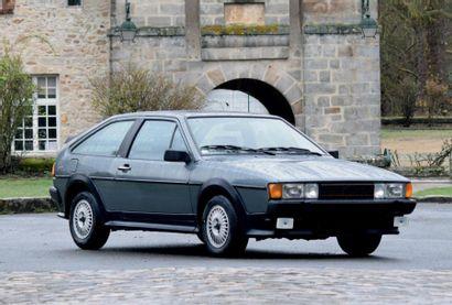 1984 - VOLKSWAGEN SCIROCCO GTX