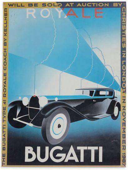 BUGATTI Dossier de presse de la Bugatti Veyron...