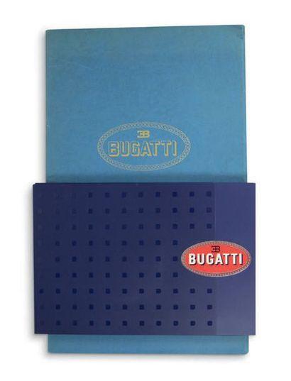 BUGATTI Dossier de presse présentant la Bugatti...