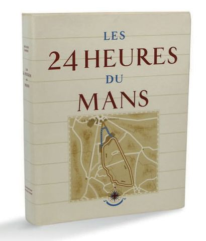 24 HEURES DU MANS Rare livre de l'histoire...