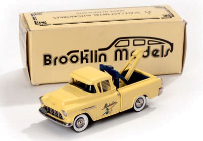 BROOKLIN MODELS 1955 - Chevrolet Cameo Carrier...