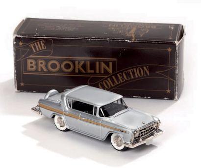 BROOKLIN MODELS 1957 - Nash Rambler Rebel...
