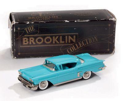 BROOKLIN MODELS 1958 - Chevrolet Impala Sport...