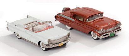 BROOKLIN MODELS Lot de 2 miniatures sans...