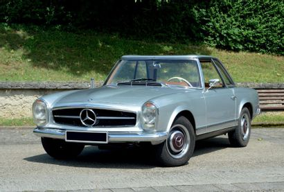 1964 - MERCEDES-BENZ 230 SL PAGODE