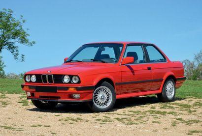 1989 - BMW 325 IX COUPÉ