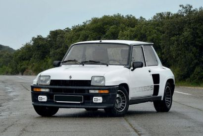 1984 - RENAULT R5 TURBO 2