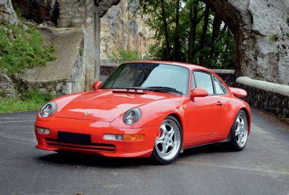 1995 - PORSCHE 911 (993) CARRERA RS