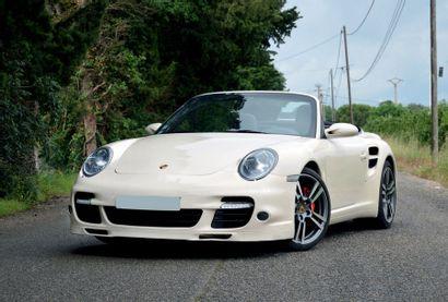 2009 - PORSCHE 911 TYPE 997 TURBO CABRIOLET