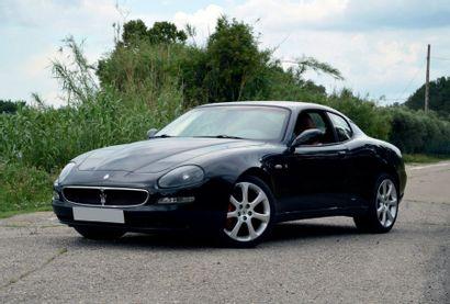2003 - MASERATI 4200 GT