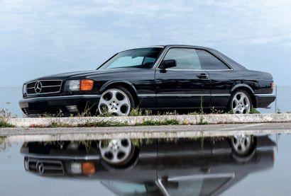 1990 - MERCEDES-BENZ 560 SEC