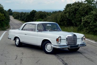 1965 - MERCEDES 250 SE COUPÉ
