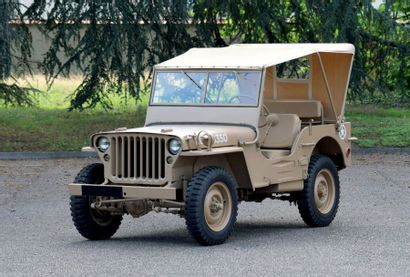 1943 - WILLYS JEEP