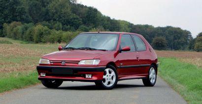 1994 - PEUGEOT 306 S16 LE MANS N° de châssis/Chassis n°: VF37CRFY230220273 Carte...