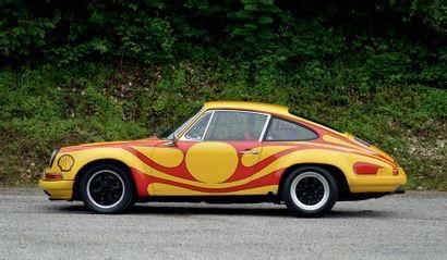 1966 - PORSCHE 911 2.0 S N° de châssis/Chassis n°: 303821 Carte grise française/French...