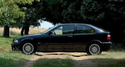1998 - BMW 323 TI N° de châssis/Chassis n°: WBACG31010AW90406 Carte grise française...