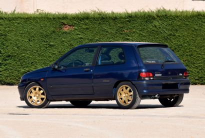 1995 - RENAULT CLIO WILLIAMS 2.0 PHASE 2 N° de châssis/Chassis n°: VF1C57M0512392513...