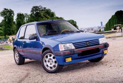 1991 - PEUGEOT 205 GTI LE MANS