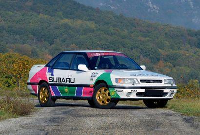 1992 - SUBARU LEGACY TURBO 4WD