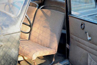 1938 - PEUGEOT 202 N° de châssis/Chassis number: 438231 Carte grise française normale/French...