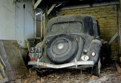 1951 - CITROËN TRACTION-AVANT 11 BL