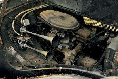 1951 - CITROËN TRACTION-AVANT 11 BL N° de châssis/Chassis number: 569448 Carte grise...