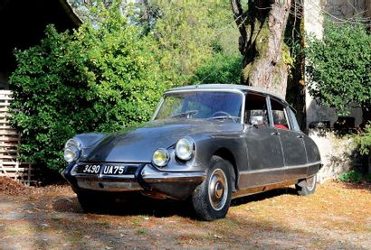 1967 - CITROËN DS 19 M PALLAS
