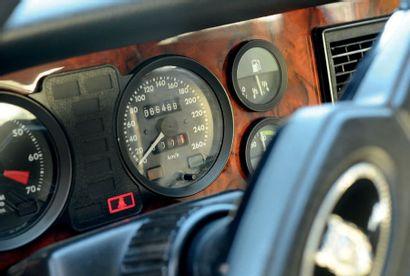 1989 - JAGUAR XJ V12 SOVEREIGN SÉRIE 3 N° de châssis/Chassis number: SAJJDALW4CA482537...