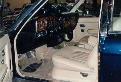 1981 - ROLLS ROYCE SILVER SPUR N° de châssis/Chassis number: SCA ZN 0007BCX02351...
