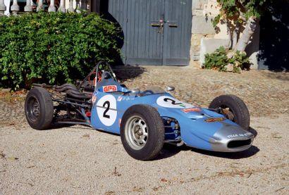1971 - MONOPLACE FORMULE FRANCE MARTINI MK 6